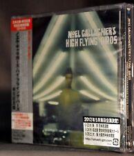 NOEL GALLAGHER'S High Flying Birds +4 BONUS OASIS JAPAN Tour Ed CD+DVD SICP-3488