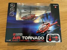 Silverlit AIR TORNADO remote control Helicopter NEW MISB