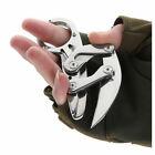 Folding Karambit Pocket Knife Stainless Construction CLAW Blade EDC + Belt Clip