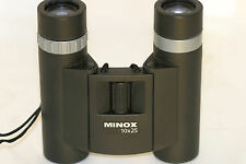 MINOX    10  X 25  BD ...  BINOCULARS   FANTASTIC   VIEW OUT    GERMAN