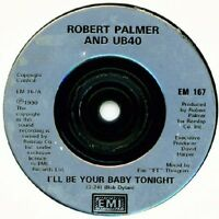 "Robert Palmer I'll be your baby tonight (1990, & UB 40) [Maxi 12""]"