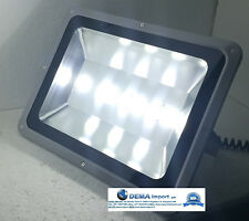 FARO LED 200W ALTA LUMINOSITA SOLE PROIETTORE 4 LED INDUSTRIALE ESTERNO