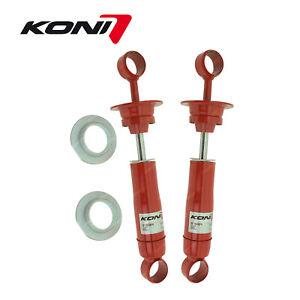 2 x Front KONI Classic Adjustable Shock Absorbers for Ferrari 365 512 BB BBi