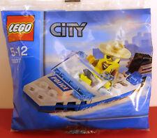 LEGO City 30017 Police Boat New