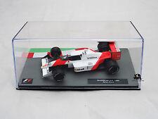 Miniature Formule 1 Altaya IXO Auto Voiture F1 McLaren MP 4/4 Ayrton SENNA 1988