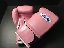 Winning Boxing gloves Professional Tape type 8oz Pink free ship from JAPAN NEW