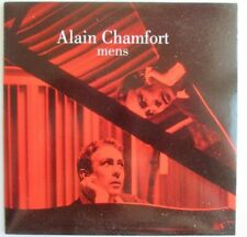 """ALAIN CHAMFORT - CD SINGLE """"MENS"""""""