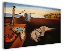 Quadri famosi Salvador Dali' vol XIII Stampa su tela arredo moderno arte design