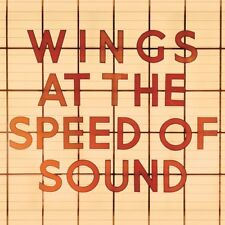 WINGS/PAUL McCARTNEY WINGS AT THE SPEED OF SOUND REMASTERED DIGIPAK CD NEW