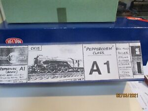 A CROWLINE MODELS UN-STARTED KIT FOR A PEPPERCORN A1 CLASS PACIFIC