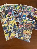 X-Factor And X-Force 8 Book Lot