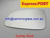 LEFT PASSENGER SIDE HOLDEN ASTRA AH 2005-2010 MIRROR GLASS ONLY