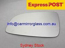 LEFT PASSENGER SIDE HOLDEN ASTRA AH 2005-2010 MIRROR GLASS ONLY