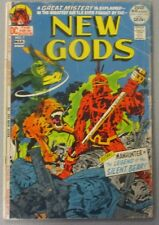 New Gods #7 1972 1st Appearance Steppenwolf Jack Kirby Justice League Dc Comics