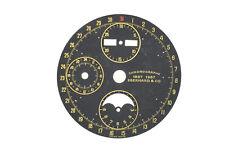 EBERHARD & CO Navymaster Centenario Chronograph Black Watch Dial (ZB007)