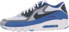 Men Nike Air Max 90 BR Gr:45,5 New Trainers 95 97 NZ R4 Blue Premium One 1
