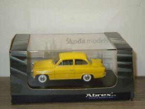 Skoda Octavia - Abrex 1:43 in Box *49861