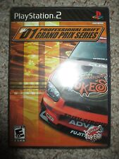 D1 Professional Drift Grand Prix Series  (Sony PlayStation 2) PS2 NEW Sealed