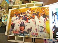 Boston  Red Sox  The Curse of the 1918 Babe Ruth  Glossy 14 x 18 Photos