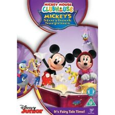 [DVD] Mickey Mouse Clubhouse: Mickey's Storybook Surprises