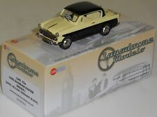 Lansdowne LDM76A - 1955 Sunbeam Rapier Series 1 - Yellow/Black  1:43 White Metal