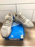 Adidas Originals Tubular Shadow J Beige & Black BB8877 Size 6