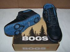Bogs Kids NW 23rd Mid Black Multi NEW 71623K Size 6 Boots Shoes Sneakers