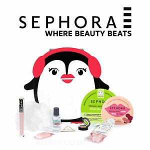 SEPHORA COLLECTION Penguin's Favorite Party Set, face, bath, make up GENUINE