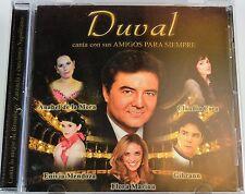 """Duval CD canta con sus Amigos Para Siempre """"Zarzuela y canciones Napolitanas"""""""