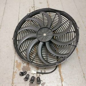2004 Chevrolet SSR 16 Inch Super Duty Radiator Fan gpi ultra cooling warranty