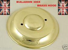 BIALADDIN LAMP 300X BRASS HOOD PARTS VAPALUX HOOD BIALADDIN LAMP SPARES