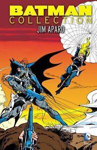 BATMAN COLLECTION JIM APARO HC deutsch # 1,2,3+4 komplett  lim.Variant-Hardcover
