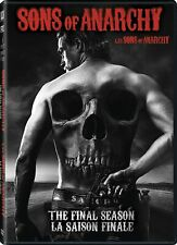 Sons Of Anarchy: Season 7 - DVD Box Set [Region 1/A, Bilingual, Finale] NEW