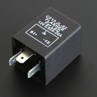 1PC 3-Pin Electronic Car Flasher Relay CF13 JL-02 fix LED light Hyper Blinking