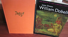 William DOBELL (World of Art Library) by James Gleeson 1969 HbDj UNread  In MELB