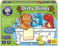 Orchard Toys DIRTY DINOS Kids Educational Puzzle BN