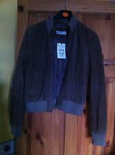 Zara Basic Ladies Xl Bomber Jacket Bnwt