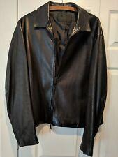 Donna Karan Black Label motorcycle jacket