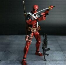 "6""DEADPOOL Action Figure Marvel Universe X-Men Comic Series Toy Gift"