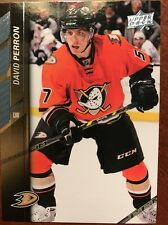 2015-16 Upper Deck SP Authentic Hockey David Perron #520