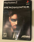 Headhunter Sony PlayStation 2 PS2 Tested W/ Case Free Shipping