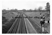 bb0627 - Brill & Ludgershall Railway Station in 1961 Buckinghamshire- photograph