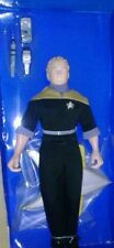 Obrian star trek playmate 8in action figure w accessories.