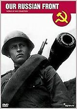 Our Russian Front [DVD], Very Good DVD, ,