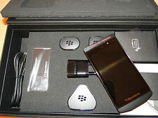 THE ELITE BLACKBERRY PORSCHE DESIGN P'9982 RGE111LW 64GB RED LIMITED EDITION