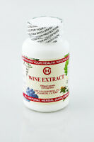Wine Extract by Chi Enterprise Inc. - 350mg/Capsule - 120 Caps-Herbal Supplement