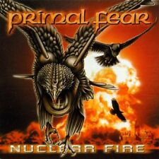 Primal Fear : Nuclear Fire CD (2002)
