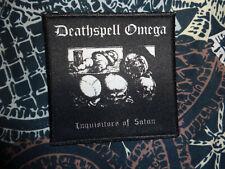 Deathspell Omega Patch Black Metal Blut Aus Nord