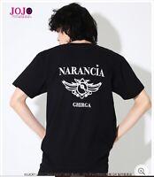 JoJo's Bizarre Adventure Part 5 glamb T-shirt Narancha Gilga Exclusive Black
