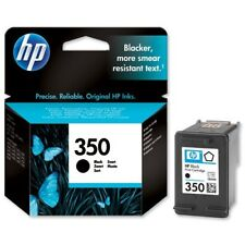 HP CARTUCCIA ORIGINALE 350 4,5ML NERO CB335EE
